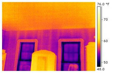 IR Uninsulated Wall